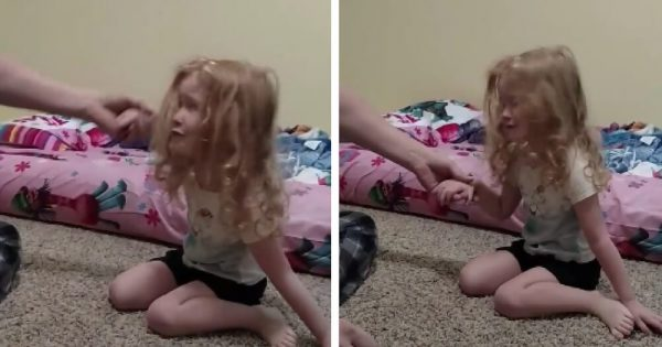 Dad Panicked When His Little Daughter Couldn't Stand, What The Doctors Found Out Will Horrify You!