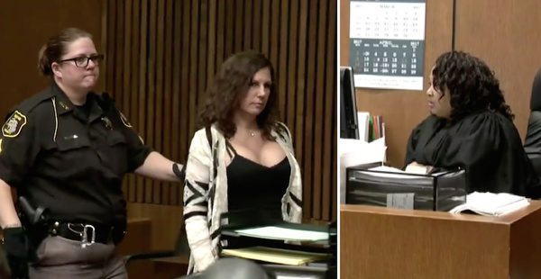 Drunk Driver's Mom Laughs at Victim's Family During DUI Sentencing, How Judge Reacted? Served Her Right!