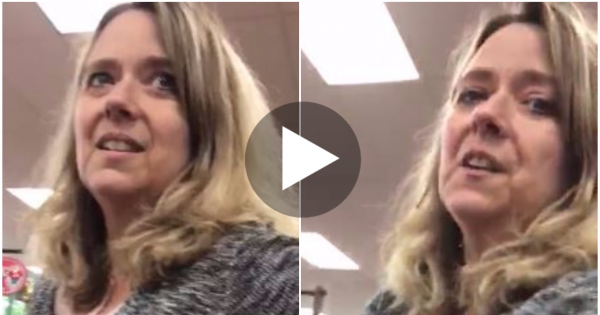 She Let A Woman Cut The Line In Grocery Store.. But She Never Expected THIS Reaction.. So Sad!