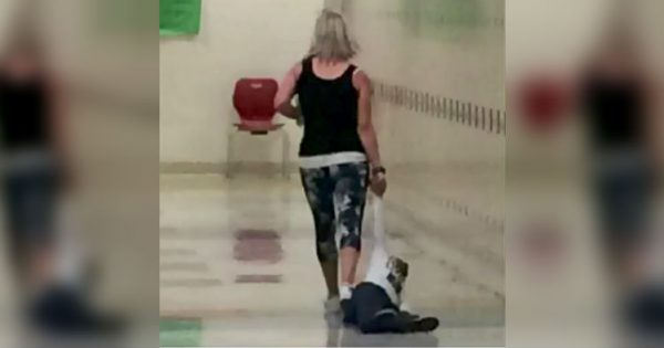 This Teacher Was Caught On Camera Abusing Student, Gets Away With A Light Punishment – I Can't Believe THIS!