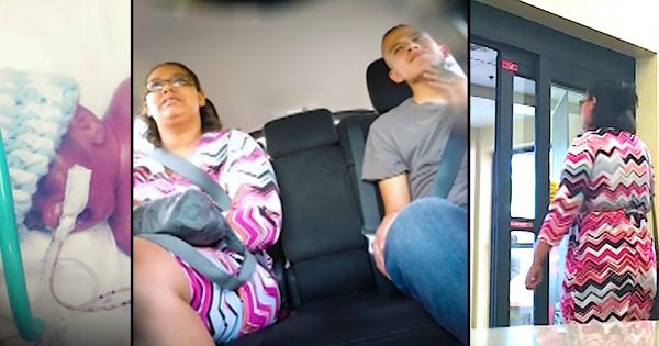 Military Parents Go To Visit Premature Child, But Driver Stopped Them At The Door. Next? I Didn't See THIS Coming!