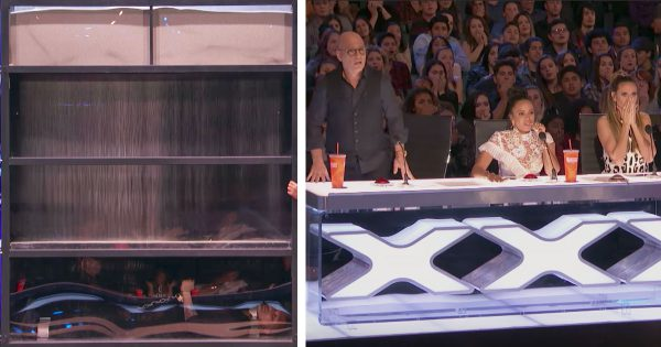 Escape artist risks his life during audition.. what follows left everyone in the room in utter panic