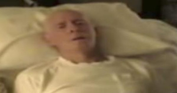 Man on His Deathbed Claims He Saw God and He Gave Him a Warning to Pass on. Here's What He Said
