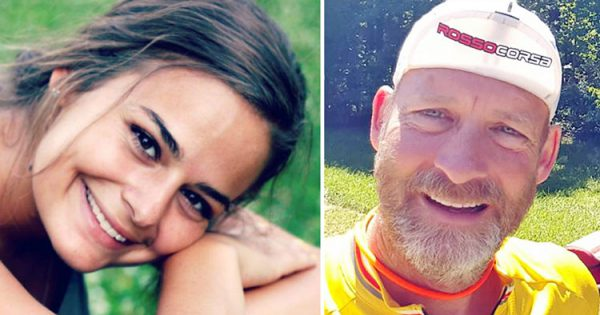 After Daughter Passed Away, Dad Rides His Bike 2,000 Miles To Hear Her Heartbeat One Last Time