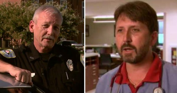 Police Officer Was Dead 45 Minutes, But ER Refuses to Give Up.. Then DR Tells Staff to Pray