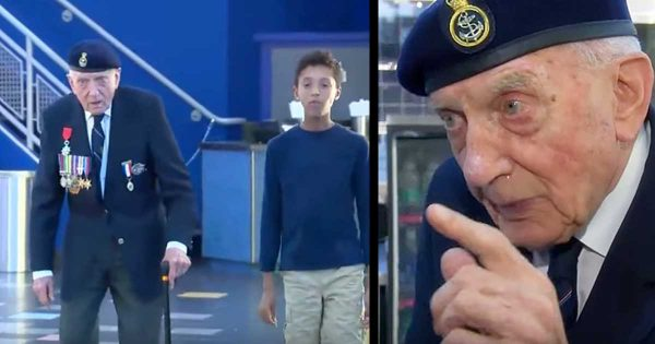 97-Year-Old Veteran Who Survived Dunkirk. His Reaction After Watching Movie Premiere Makes Headlines