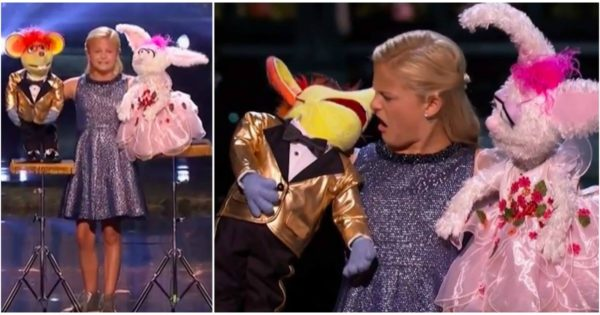 Darci Lynne's Puppets Quarrel about Who Will Perform in Finale Before They Belt Out Beatles Hit