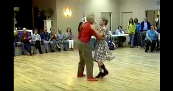 People Laughed at Them When They Took The Dance Floor. Seconds Later, Everyone's Eyes Go Wide