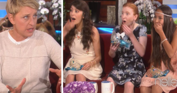 "Mean Girls ""Nominated"" Teen For Homecoming Queen, Then Her Friends and Ellen Turn Prank into Blessing"