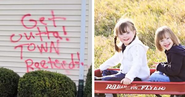 Haters Painted Hateful Graffiti about Their Sisters All Over The House, Now These Boys Are Firing Back
