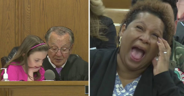 Judge Asks 8-Yr-Old Girl to Decide Mom's Punishment — Her Comeback Has Courtroom Cracking Up