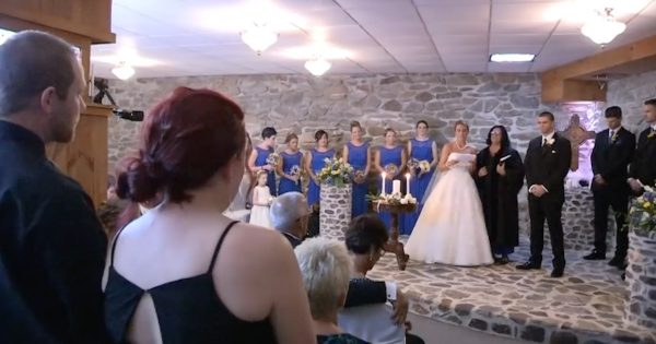 Bride Invites Her Husband's Ex to Her Wedding – Stops Everything and Tells Her to stand