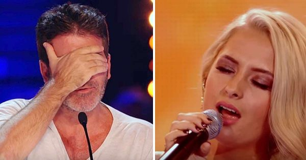 Simon Cowell Thinks She's Incapable to Sing THIS Song – Moments Later, He Regrets Every Word