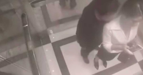 Creepy Man Tries to Harass Woman in Elevator – Her Comeback Has The Internet Applauding Her