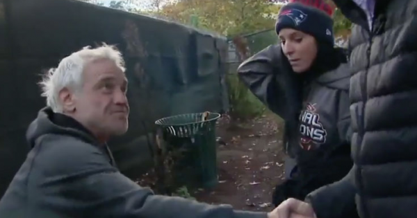 Devoted Dad Finds Out Missing Daughter is Drug-Addicted – Becomes Homeless to Save Her Life