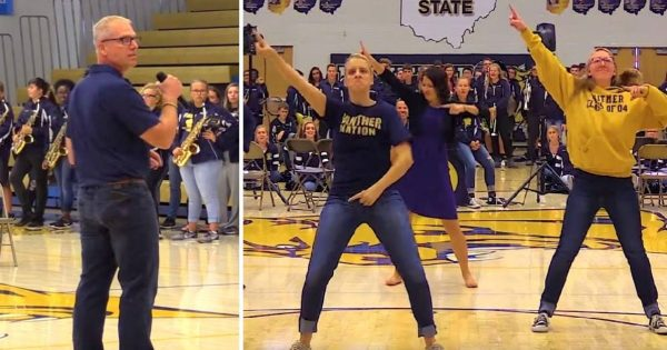 Principal's Talking When Teachers Suddenly Took The Stage, Instantly Turns Into Epic Event No One Will Forget