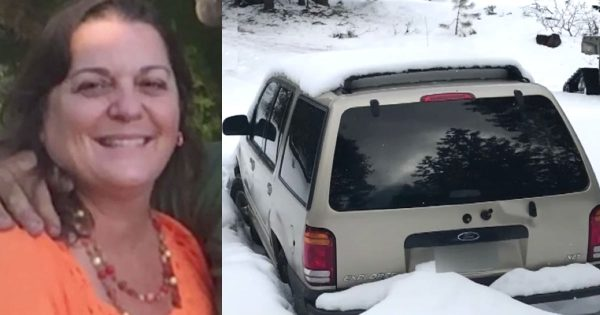 54-year-old nurse goes missing. 10 days later a stranger sees her emerging from woods to reveal a miracle