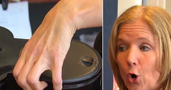 Mom feels sick every morning for 6 months – opens up her coffee machine and makes horrifying discovery