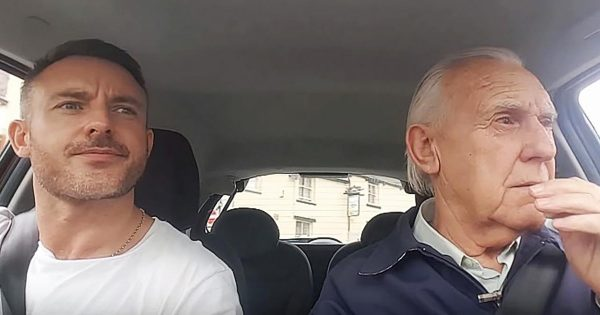"Dad has Alzheimer's and can't remember, then ""comes back"" with words son will never forget"