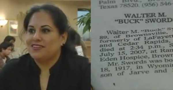 Waitress puts up with rude customer every day – then 7 years later, she learns he left her something in his will