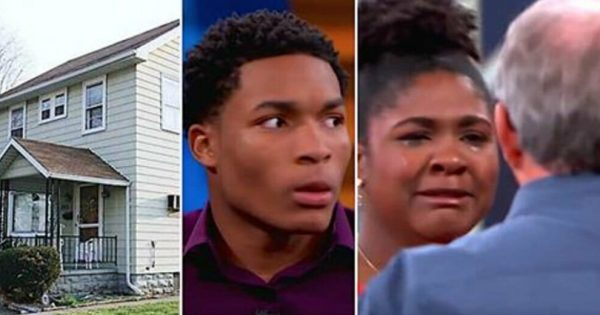 Siblings locked like animals in cages are rescued. Now watch when they meet the man who saved their lives