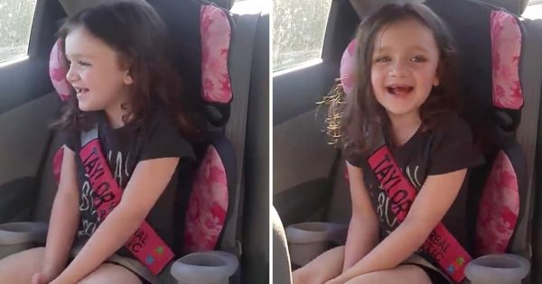 Little girl with nonverbal autism says her first words ever – mom's ugly crying has internet in tears too