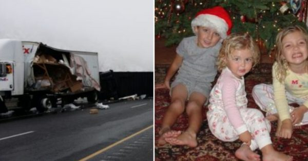 Parents lose their 3 kids in deadly car crash—6 months later, an astonishing miracle revives their will to live