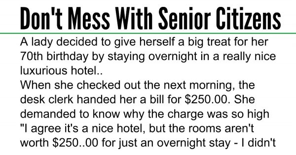 The Hotel Manager Was Not Accepting Her Excuses. But After She Paid. OH BOY