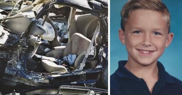 Mom's dead son comes back to life after horrible crash. Her blood runs cold hearing 1st words out his mouth