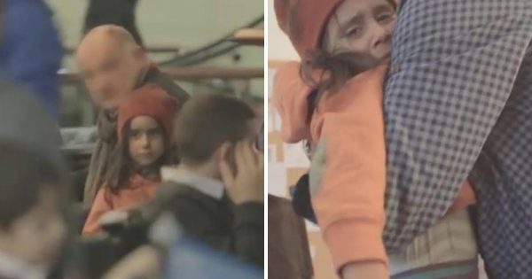 How people treated this 6-year-old homeless girl is outrageous – the guy at the end is the worst