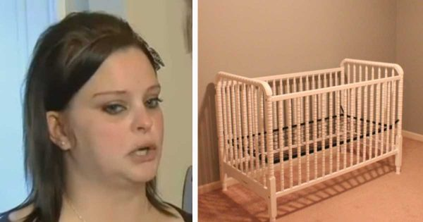 Mourning mom sells stillborn baby's crib for $2– 1 week later, the buyer returns it completely transformed