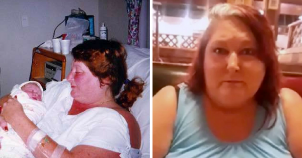 Mom forced to give up her son for adoption. 18 years later, daughter tells her to turn around
