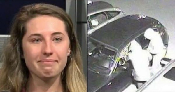 Student abducted at Gunpoint, then remembers one life-saving tip mom gave her years ago