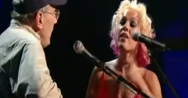 Pink surprises audience when she invites Vietnam veteran onto stage – only for everyone to learn his real identity