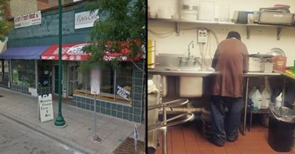 Cafe owner hires a homeless man only to find the unthinkable in her kitchen two weeks later