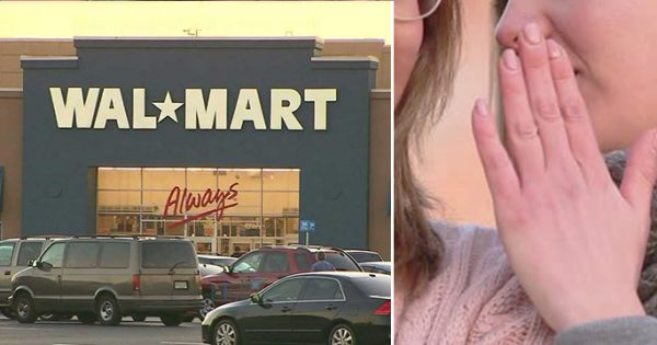 Woman whispers '6 alarming words' to mom in Walmart parking lot—then starts the police chase