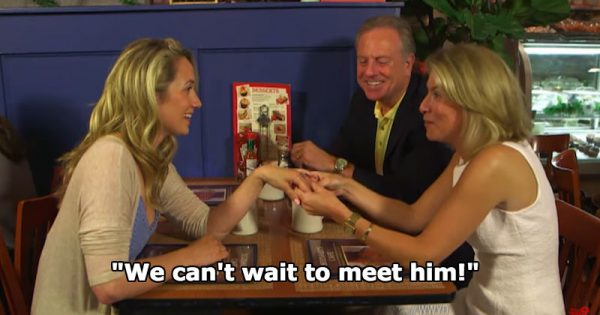 Excited woman announces her engagement to parents — watch their shock reaction when they meet her fiance