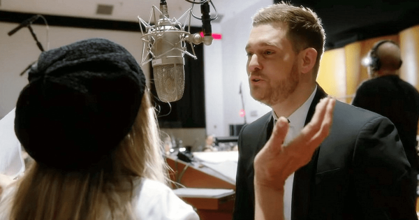 Michael Buble steps in and joins Barbra Streisand for epic duet that leaves millions spellbound