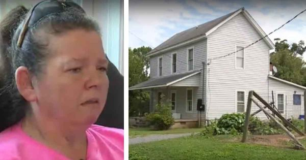 Grandma calls police over missing 5-year-old granddaughter: Then cops make shocking discovery under stairs