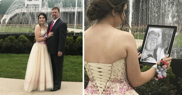 Teen's boyfriend dies before school prom – then heartbroken dad steps forward and does the unthinkable