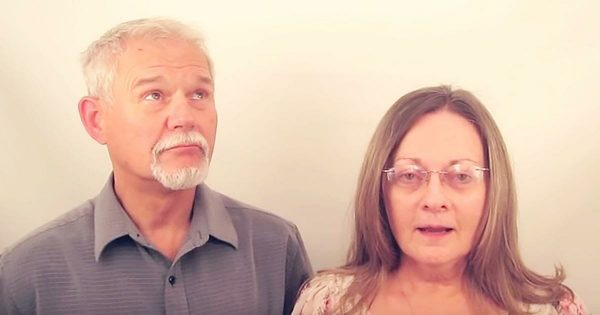 Wife gets makeover as 60th birthday present –  husband gasps when he sees her incredible transformation
