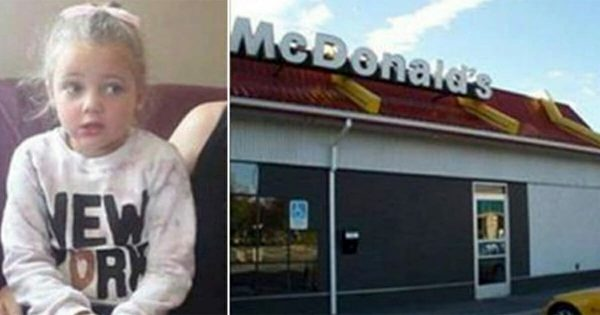 Mother lets daughter go to the McDonald's bathroom all by herself – Regrets her decision instantly