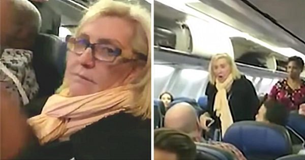 Woman rants about sitting between two 'big pigs' on flight – gets kicked off plane