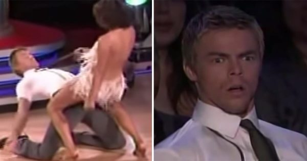 23 years later, Dirty Dancing stars returns to the dance floor – now watch her moves