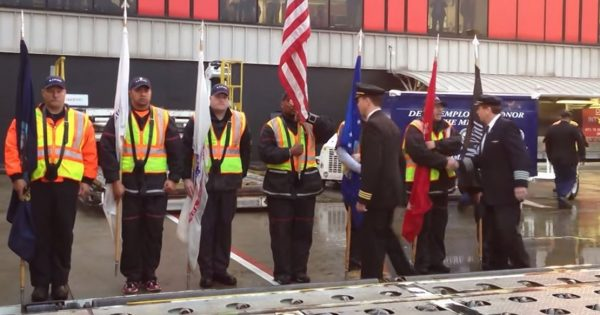 Remains of missing fallen soldier from Korean War returned home, airline's response is tear-jerking