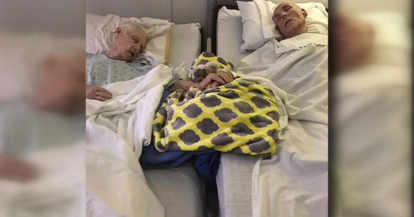 Texas couple married for 62 years dies together while holding hands