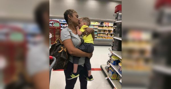 Mom panicked when her kids wouldn't stop crying at Target. Woman steps in to be 'guardian angel'